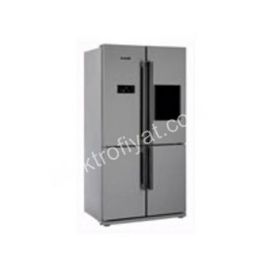 Arçelik 8845sbsnf solo buzdolabı