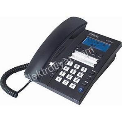 Telmax ci 2525 masaüstü telefon