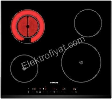 Siemens Eh651tf11e Solo Elektrikli Ocak En Ucuz Fiyat Ocaklar