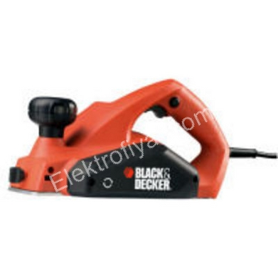 Black decker kw712 planya