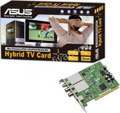 Asus ps2 100 tv kartı